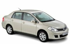 Nissan TIIDA 2011/2012